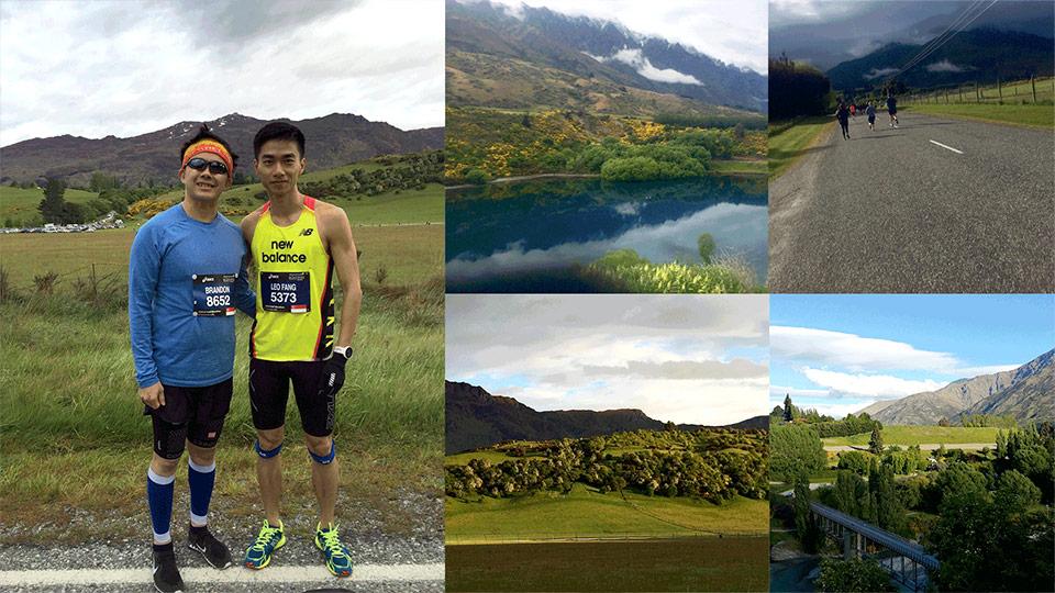 Win a Trip for 2 to the Air New Zealand Queenstown International Marathon!