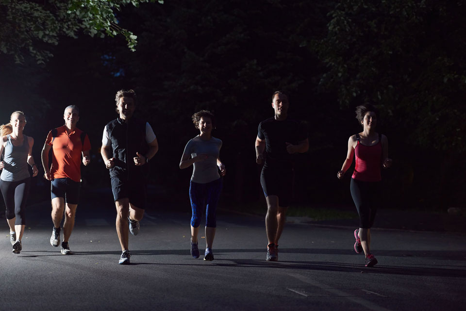 Breaking News: Scientists Say Running at Night Has Too Many Benefits to Count!