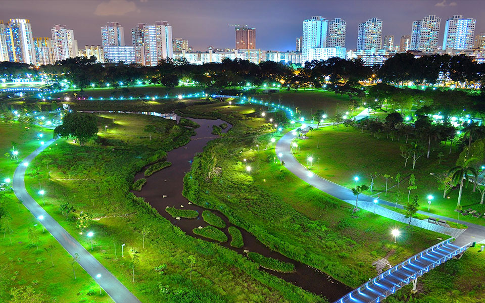 How Safe Do You Feel Running in Singapore at Night?