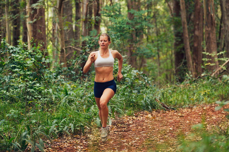 The Secret's Out: Running Alone Can Change the Way You See Yourself!