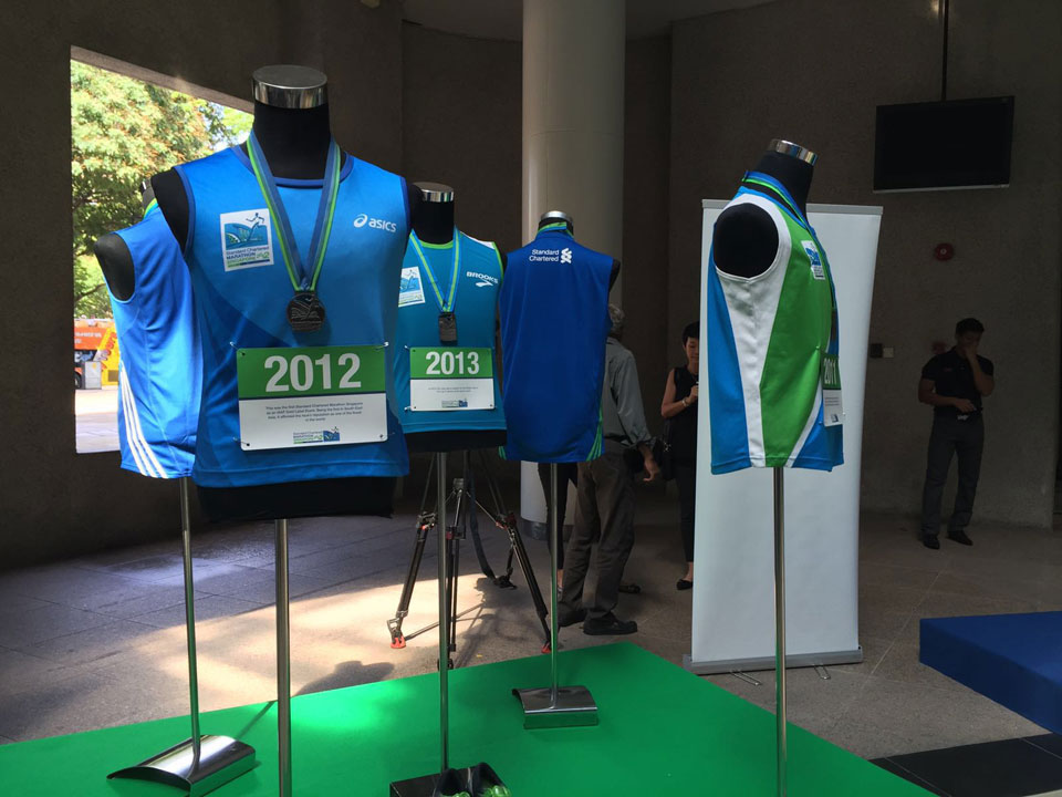 Standard Chartered Marathon Singapore Gets a 15th Anniversary Makeover!