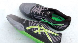 ASICS fuzeX Trail Runners Have Me Seeing Green Everywhere I Run!