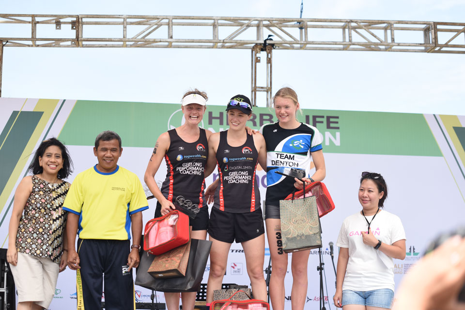 Herbalife Bali International Triathlon: Experience the True Balinese Culture