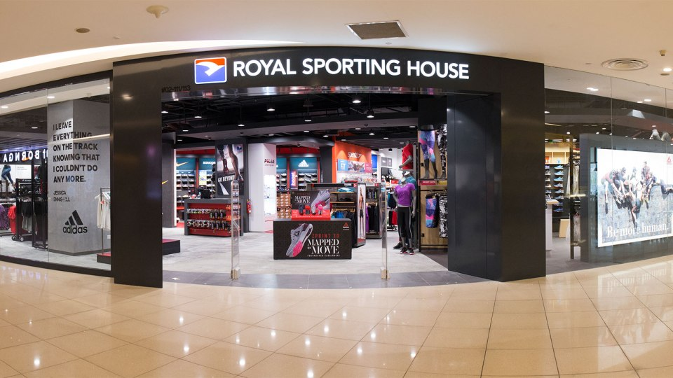 Big Rewards Await You at Royal Sporting House's New Vivo City Store!