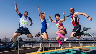2016 Beijing Vertical Run: A Run that is as Exhilarating as the View from the Top