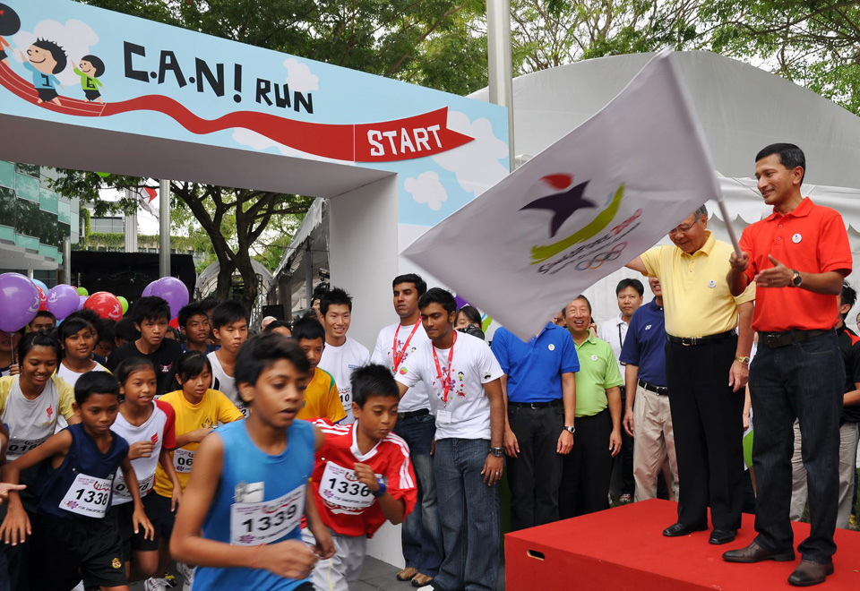 Will The Next Singapore Olympic Gold Medal Come From Athletics?
