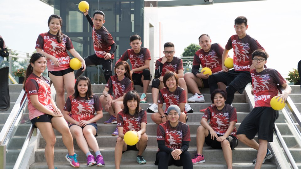 Meet the Singapore Dodgeball Team: Running for Top Accolades at the World Championships