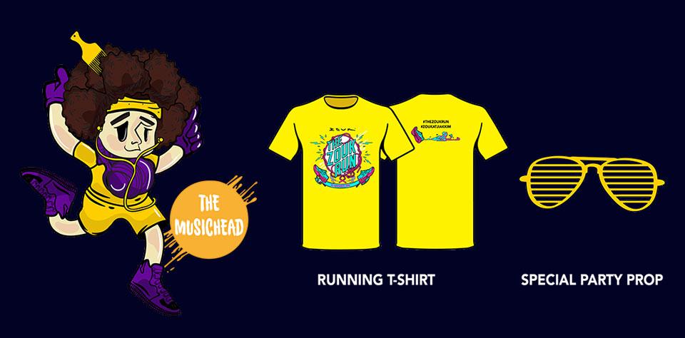 The Zouk Run 2016