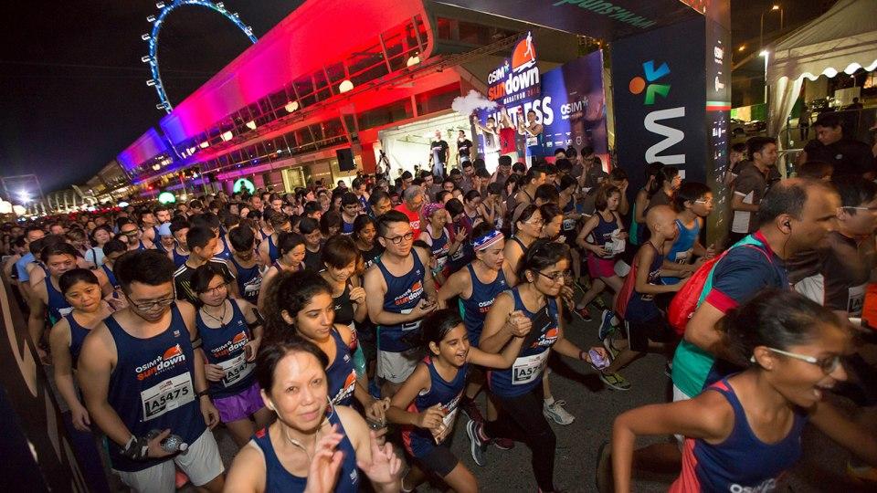 Want to Make History? Take Part in the 10th Singapore Sundown Marathon