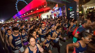 Want to Make History? Take Part in the 10th Singapore Sundown Marathon