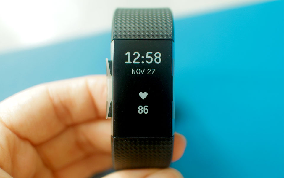 How do I Break the News to my Mum that I've Fallen for the Fitbit Charge 2?