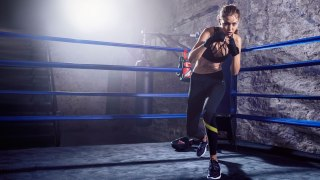 Gigi Hadid - The New Face Of Reebok's #PerfectNever Movement