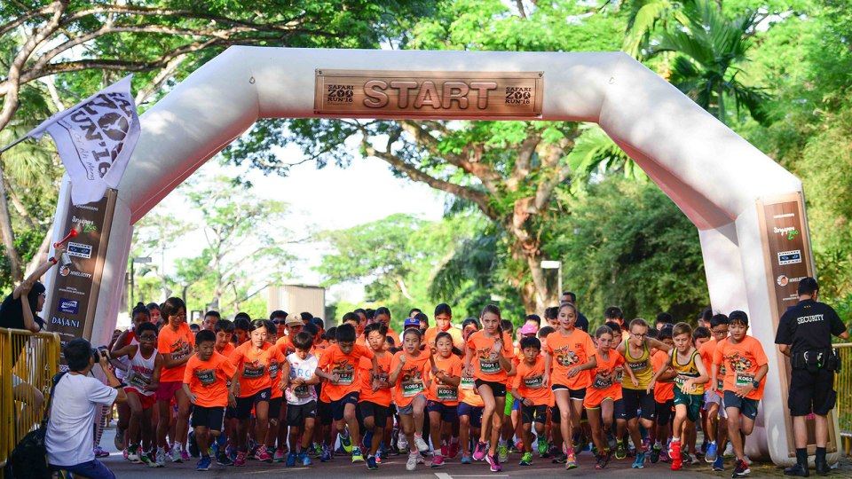 Here Are More Exciting Reasons to Join The Safari Zoo Run 2017!