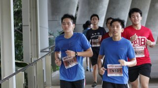 Can You Survive 60 Storeys at the Tembusu Vertical Marathon?