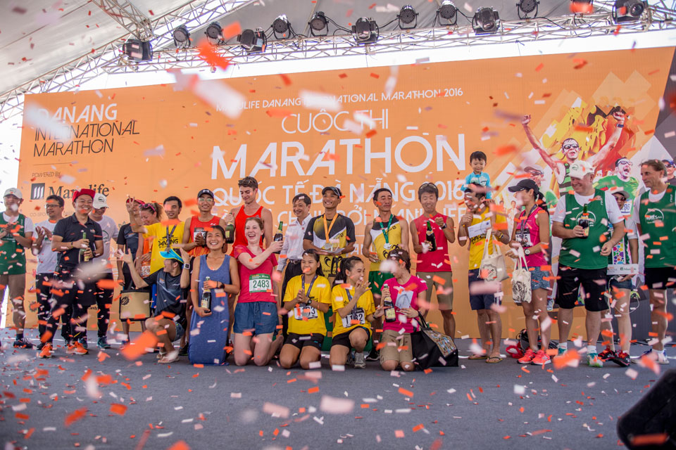 "DaNang International Marathon 2017: Why You Should ""Hang in DaNang"", Adventurous Runners!"