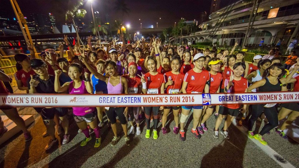 Great Eastern Women's Run 2017