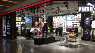 PUMA Launches Forever Faster 2 Concept Stores in Singapore