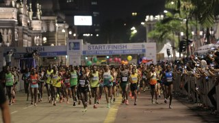 Standard Chartered KL Marathon 2017 Tickets Are Sold Out