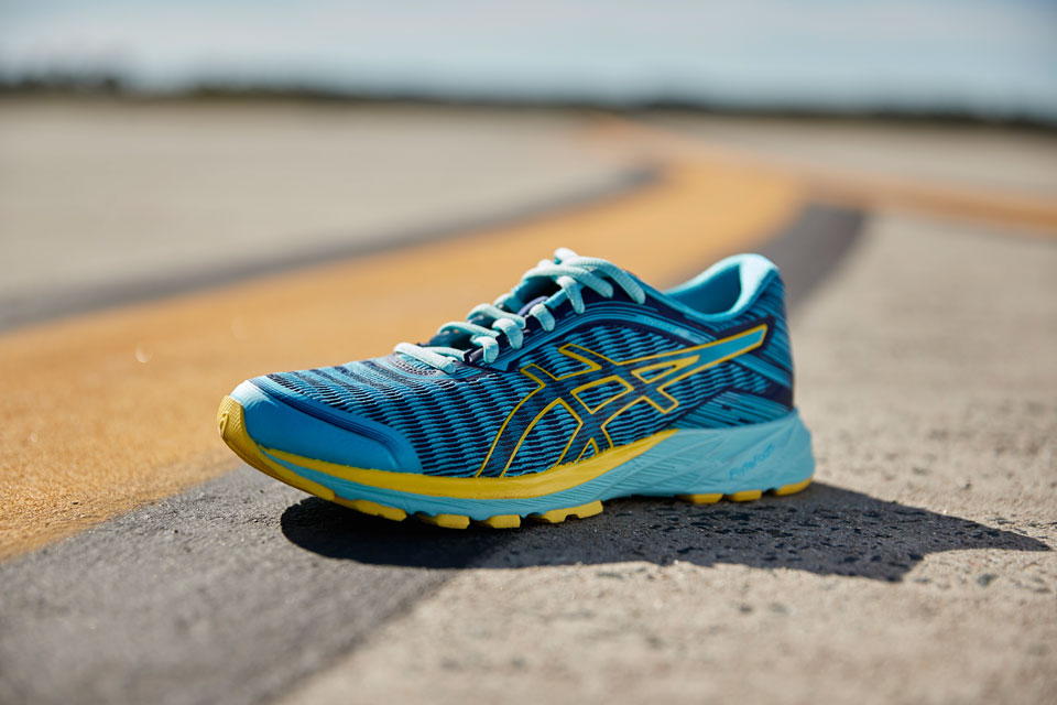 ASICS Launches the FlyteFoam Fast Series and ASICS Pace Academy on Runkeeper