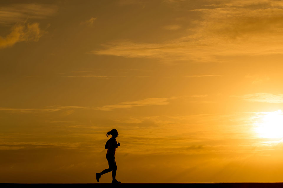 Meditative Running—Finding Your Zen While You Workout