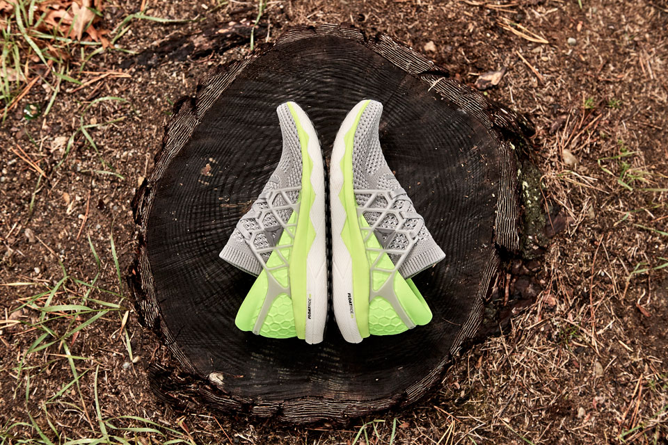 Float Through Your Run with Reebok Floatride