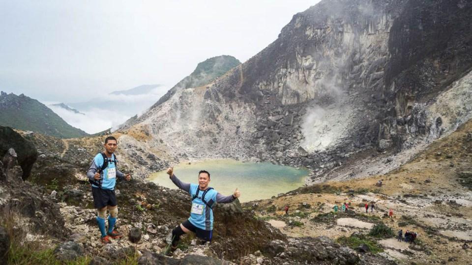 Sibayak Altitude Run 2017