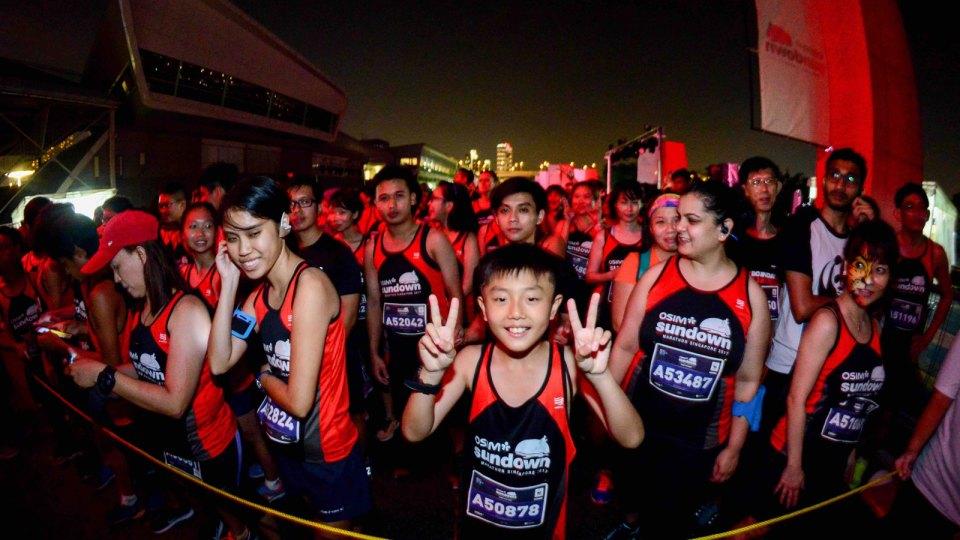 OSIM Sundown Marathon 2017 Race Results: Mixture of International Winners