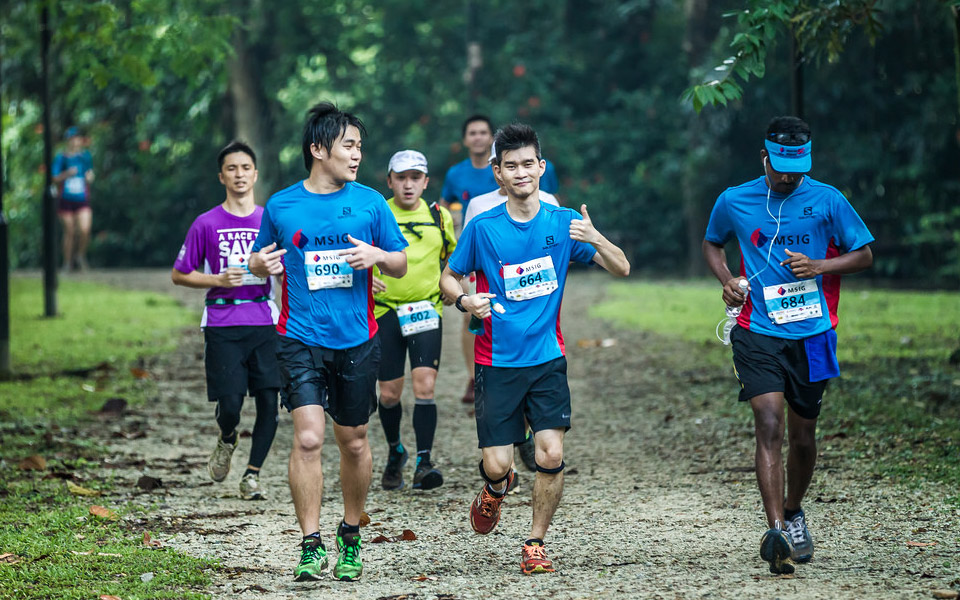 Unique Running Events in Singapore 2017: Which, How and Why to Join Each Race?