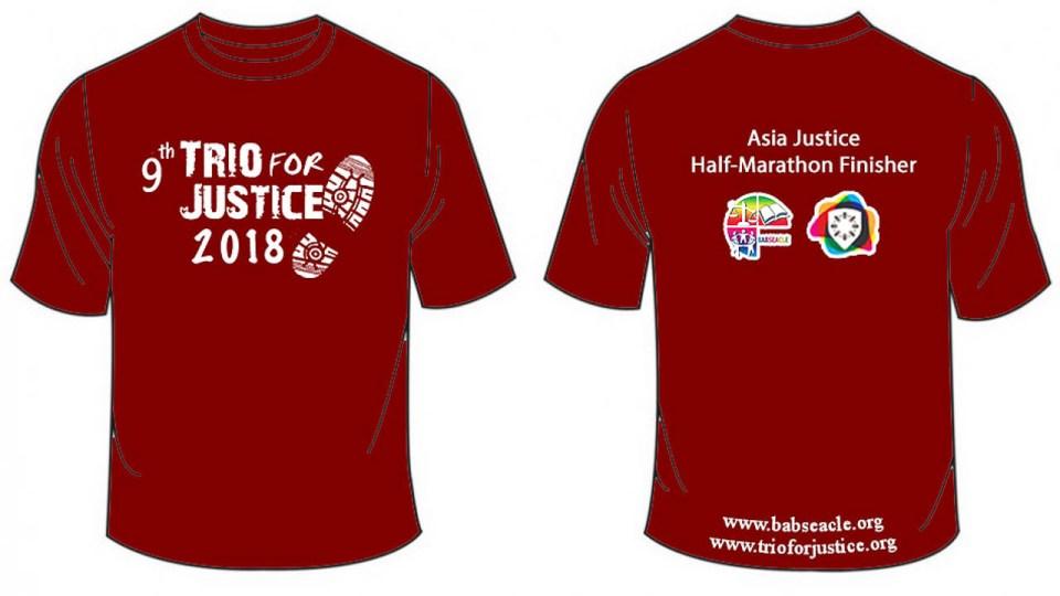 Asia Justice Marathon 2018