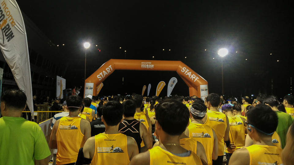 Income Eco Run 2017 Race Review