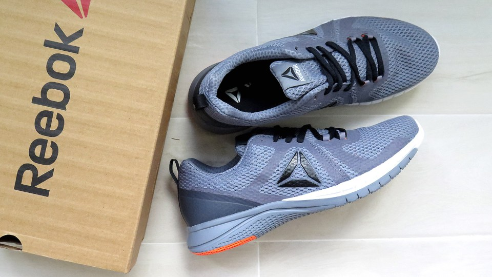Reebok Print Run 2.0: A Running Shoe Made Just for Me