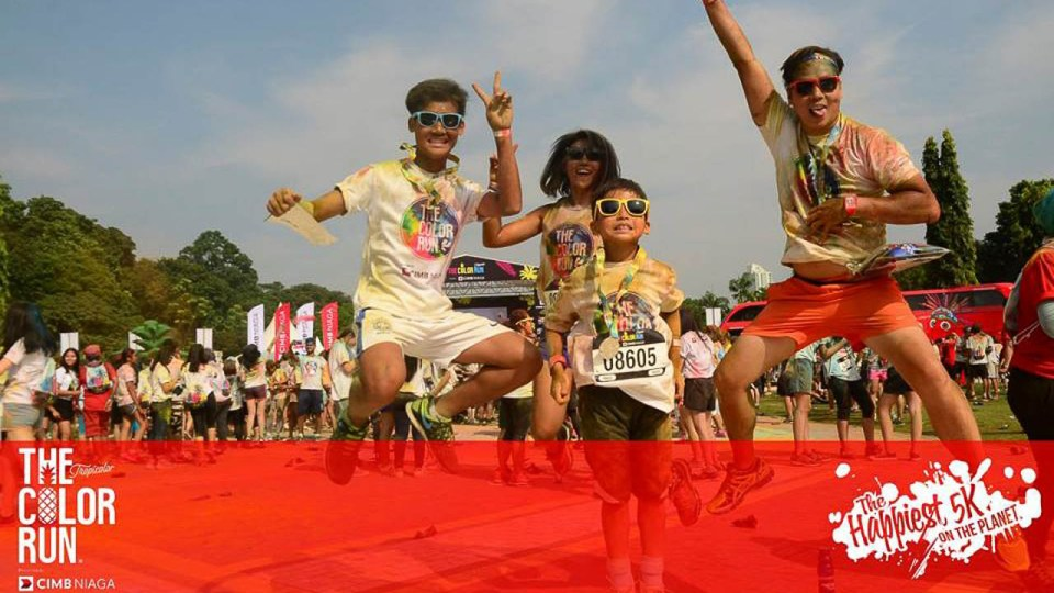 The Color Run Indonesia 2017