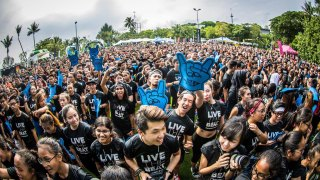The Music Run Singapore 2017