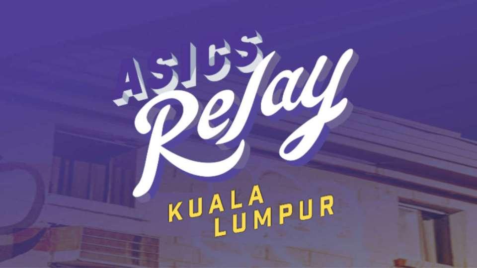 cf7e19e821 ASICS Relay Kuala Lumpur 2017