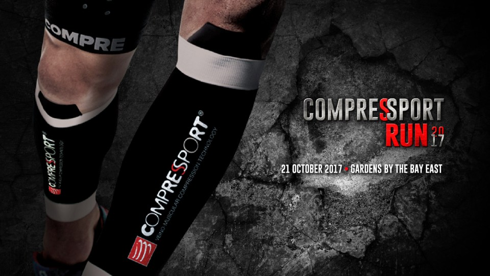 Compressport Run 2017