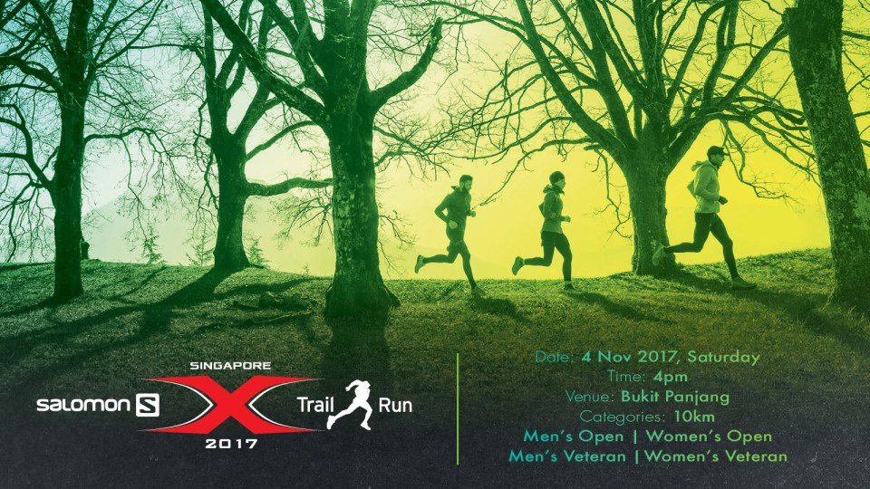 Salomon X-Trail Run 2017 Singapore