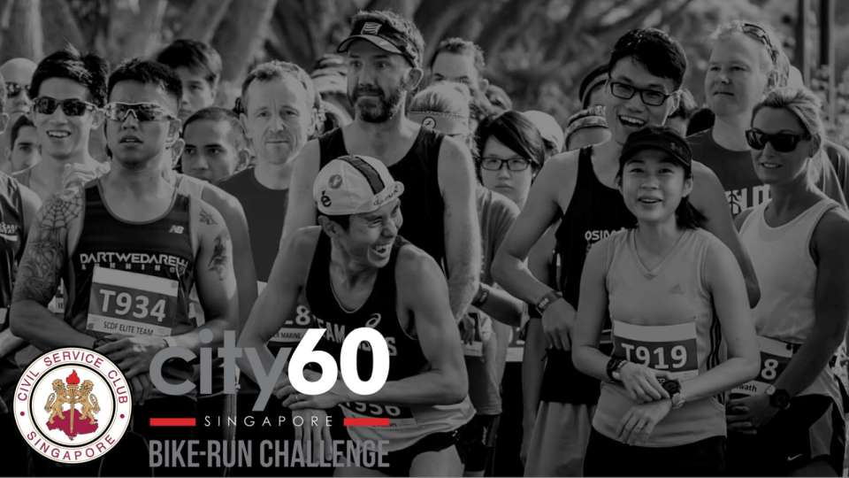 City60 Bike-Run Challenge 2017