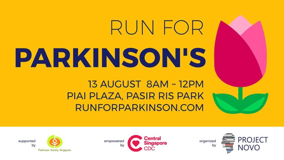 Run for Parkinson's 2017