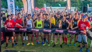 TRI-Factor Run & RunSwim Challenge 2017 Brought Thousands of Participants to East Coast Park