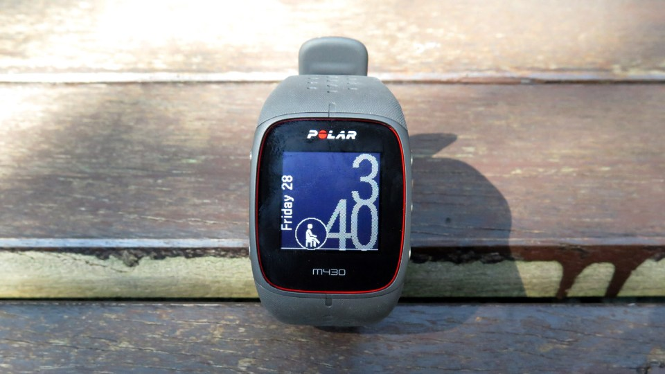 The Polar M430 Putting A New Spin On Wrist Devices