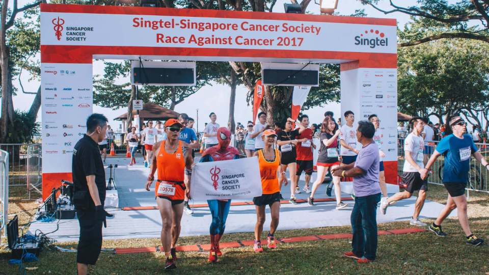 2017 Race Against Cancer Race Results Is Out!