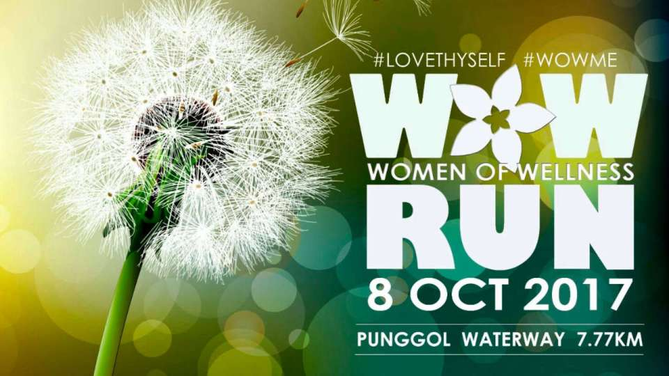 Women Of Wellness Run 2017