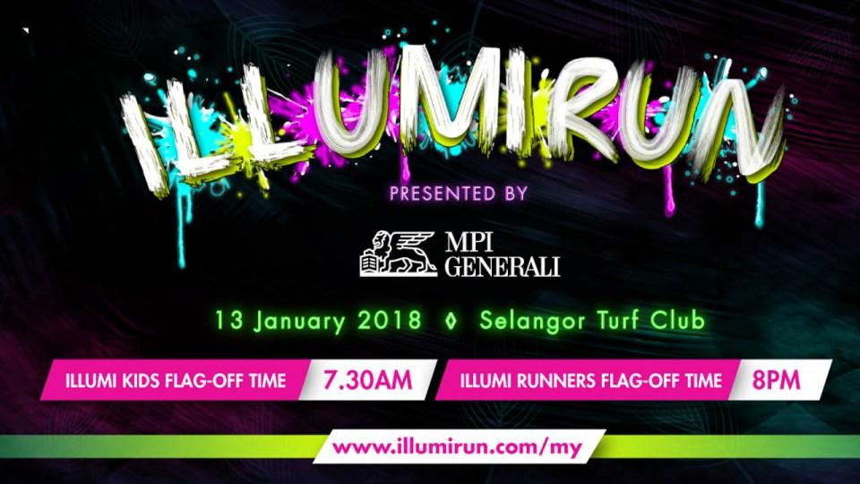 Illumi Run Malaysia 2017