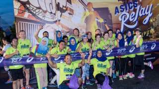 ASICS Relay KL Race Results