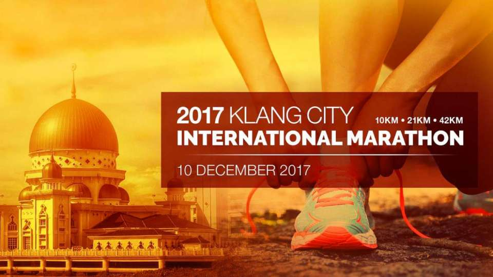 Klang City International Marathon 2017