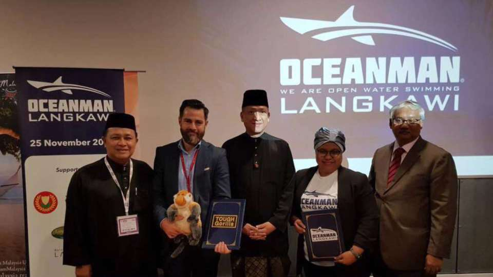 Oceanman Kicks Off Global Expansion, First Asian Stop: Langkawi, Malaysia