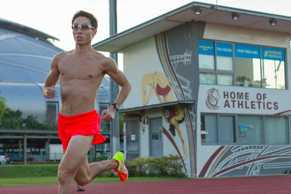 Why Singapore's Fastest Marathoner Soh Rui Yong Has Never Participated in the Singapore Marathon Before?
