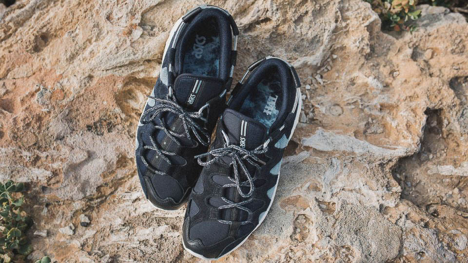 """All ASICS Shoes Released in 2017: ASICSTiger GEL-MAI """"Submariner"""""""