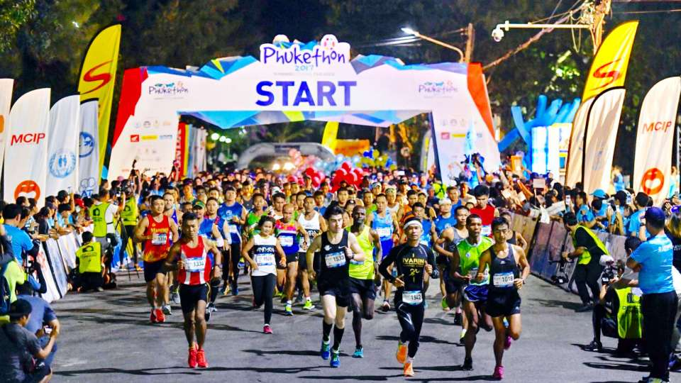 Inaugural Phukethon Recorded Biggest Turnout in An Already Sporting Island