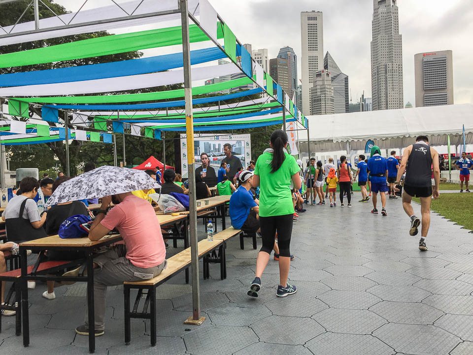 Standard Chartered Singapore Marathon 2017 Race Review